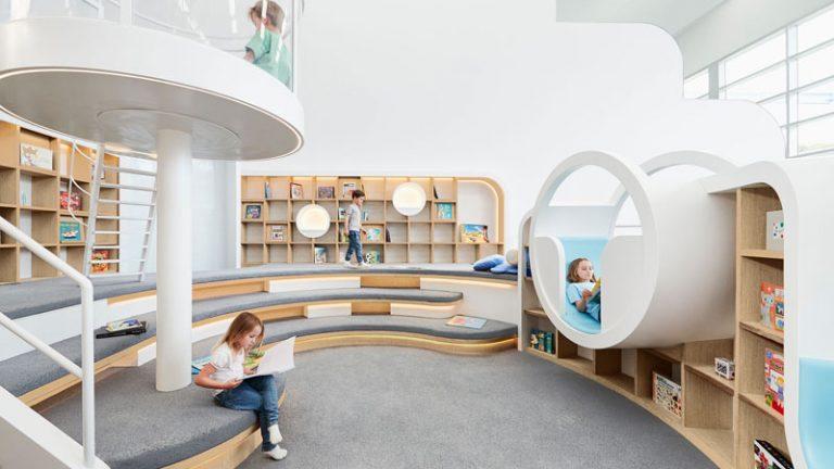 Kreatív és különleges játék központ Sydney-ben