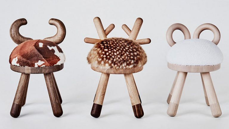 Bambi székek